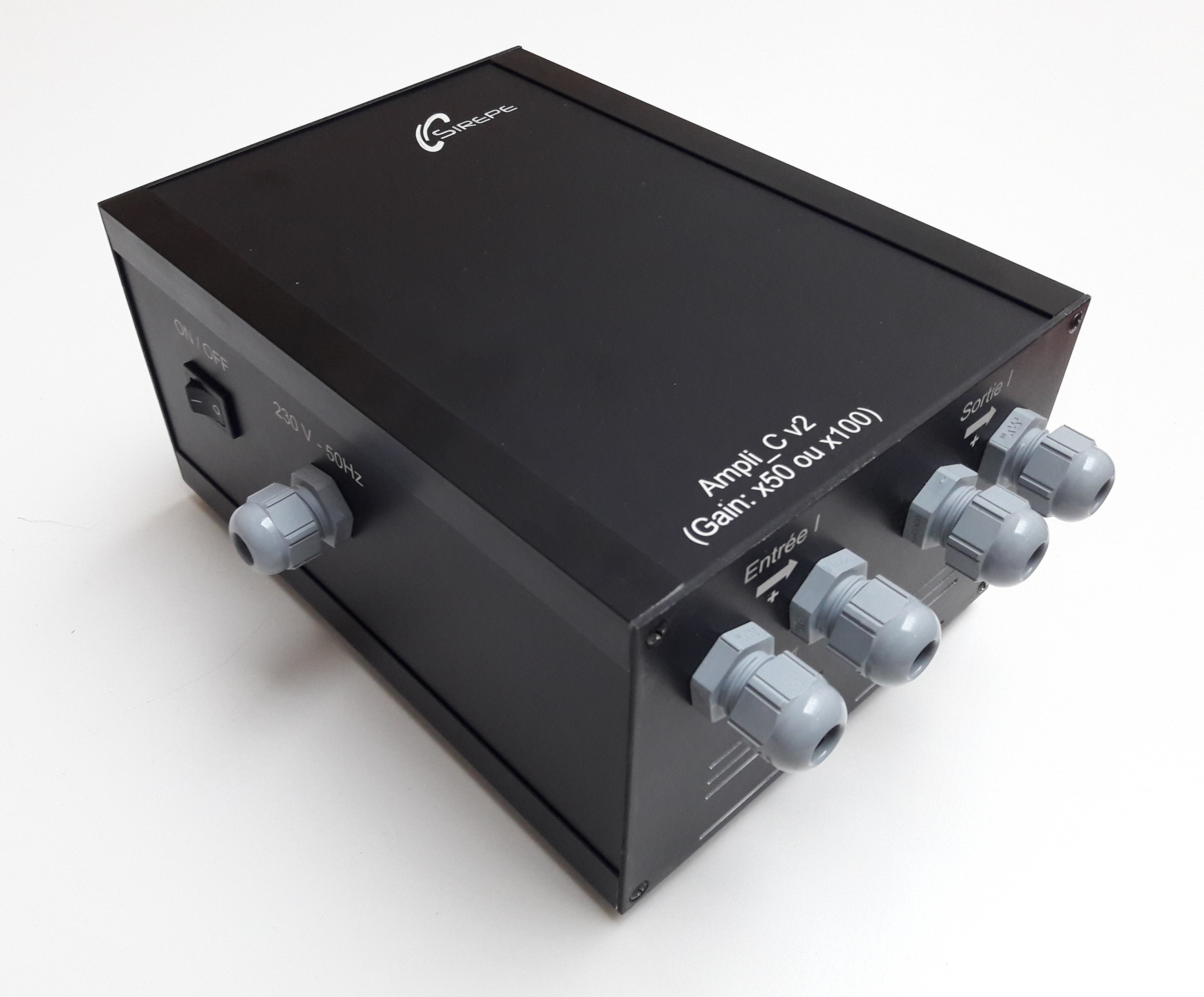 Onduleur réseau monophasé (230V – 50/60 Hz)