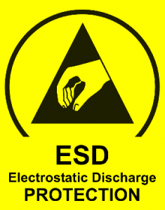 Décharges électrostatiques